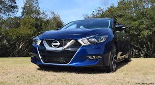 nissan maxima sr 2016 hd road test review 2016 nissan maxima sr 40