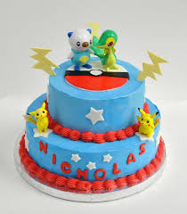 8 Best Pokeman Cakes Images On Pinterest Birthday Party Ideas