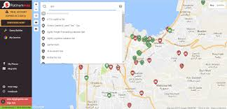 Beirut On Map Unique Solution In Lebanon To Locate Business Prospects On Map For
