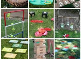 Outdoor Backyard Games Backyard Games For Adults Gogo Papa Com