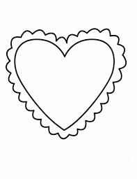 coloring pages free coloring pages of hello heart heart coloring