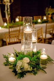 wedding candle centerpieces this threw an outdoor barbecue wedding in at 501