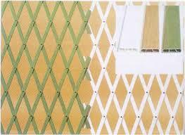 traliccio legno traliccio in plastica rinforzato color legno semilandia