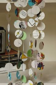 handmade paper craft decorations family net
