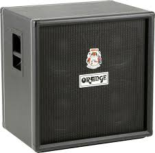 4x10 Guitar Cabinet Orange Obc410 4x10 Bass Cabinet Black Gak