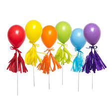 hello party supplies balloon wand kits party favours unique party supplies uk