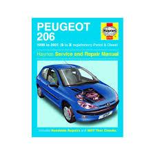 3757 peugeot 206 1 1 1 4 1 6 petrol 1 9 2 0 diesel 98 01 s to x