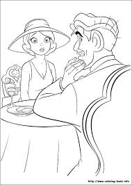 33 images princess frog colouring pages