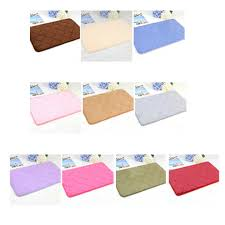 Coral Colored Bath Rugs Aliexpress Com Buy High Quality Solid Color Coral Fleece Non