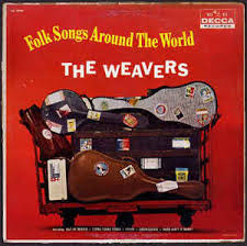 the weavers folk songs around the world vinyl lp at discogs