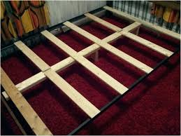 Metal Bed Frame No Boxspring Needed Bed Frame Without Boxspring Large Size Of Foam Does A Memory Foam