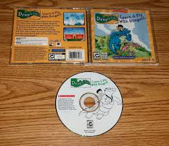 dragon tales learn u0026 fly with dragons pc 2004 windows
