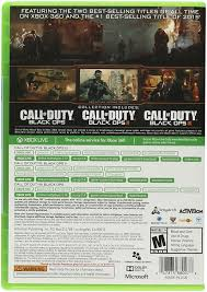 Black Ops 2 Maps List Amazon Com Call Of Duty Black Ops Collection Xbox 360 Standard