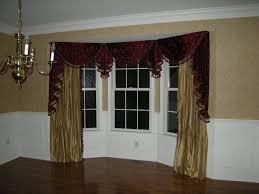 custom window treatments by why sew serious swag u0026 jabot