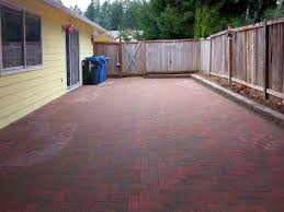 lowes landscaping lowes tigard for a modern patio with a tigard