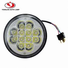 led driving lights automotive 5 inch 36w round led driving light hi low beam led head light