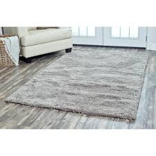 Solid Grey Rug Arden Loft Hand Tufted Grey Geometric Danbury Crossing Collection
