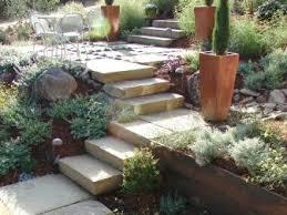 smart easy ideas for hillside landscaping hgtv u0027s decorating