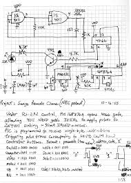 remote control circuit page automation circuits next gr hampton