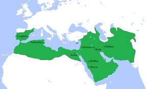 Cordoba Spain Map by Umayyad Caliphate Wikipedia