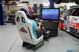 gaming setup simulator video gran turismo vs real life revved