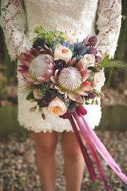 Fall Flowers For Wedding Pink Fall Flowers For Weddings Bouquet Idea