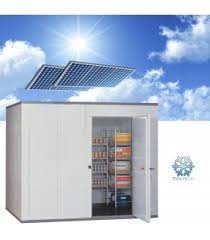 groupe froid chambre froide congélateur solaire réfrigérateur solaire froid solaire toolfroid