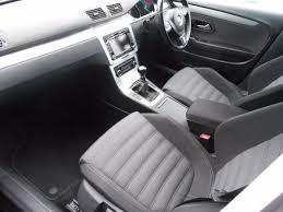 volkswagen passat black used black vw passat cc for sale hertfordshire