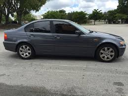 2002 bmw for sale by owner used 2002 bmw 3 series car sale in miami fl 33178