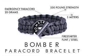 bracelet paracord survival images Bomber firestarter paracord bracelet survival bracelet bomber jpg
