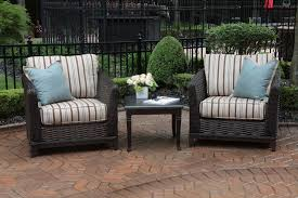 Gensun Patio Furniture Reviews Cassini Collection All Weather Wicker Luxury Patio Furniture 2