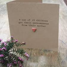 handmade mother u0027s day card by juliet reeves designs