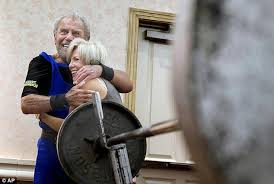 Olympic Record Bench Press Pushing It To The Limit 91 Year Old Arizona Man Breaks World