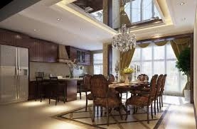 admirable dining room ceiling idea with mini black chandelier also amusing dining room ceiling ideas with mini chandelier also formal dining table and kitchen