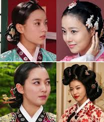 pin by hair monk on korean ancient hairstyles hanbok