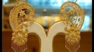 bengali earrings kaan jhumka traditional bengali kaan jhumka jhumko earrings free