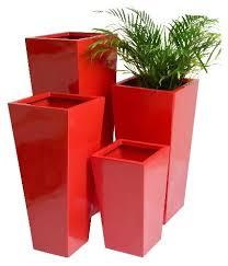 Square Planter Pots by 229 Best Pots Planters Containers Images On Pinterest