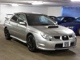 wrx subaru grey used 2006 subaru impreza 2 5 wrx sti spec d 4dr for sale in west