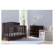 delta children emery 4 in 1 convertible crib target