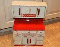 vintage toy kitchen etsy