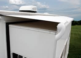 Dometic Power Awning Dometic Ez White Deluxe Slide Topper With Brackets 98001cq 150b