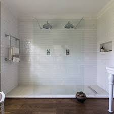 Shower In Bathroom Modern Bathroom Ideas And Designs Shower White Tiles And