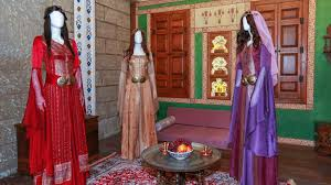 Ottoman Harem A Dubai Exhibition Captures The Majesty Of Ottoman Tv Drama Hareem