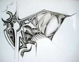 the 25 best abstract pencil drawings ideas on pinterest rhino