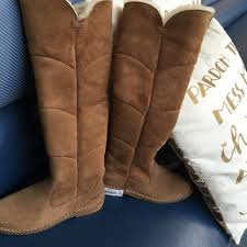 quilted ugg boots sale 35 ugg shoes ugg quilted the knee boots from