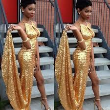 prom dresses gold prom dress modest prom gown sequins prom gowns