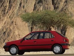 peugeot 102 car peugeot 306 5 doors specs 1993 1994 1995 1996 1997