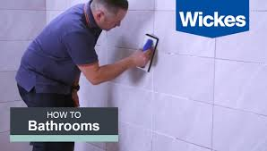 Grout Tile How To Grout Tiles With Wickes Youtube