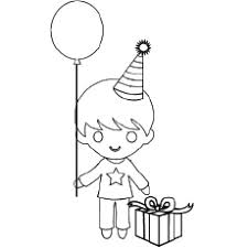 coloring pages happy boy happy birthday coloring pages free printables