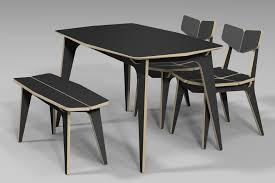 Table Salle A Manger Habitat by Tetra Dining Table Cnc Router 3d Design Plywood Furniture